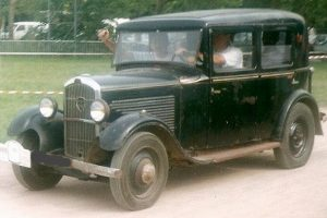 PEUGEOT 201 C (1932)