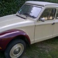 Vends Citroën Diane 1976