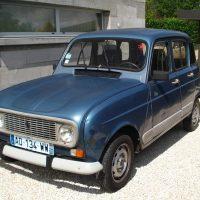 Vends Renault R4 GTL  à restaurer