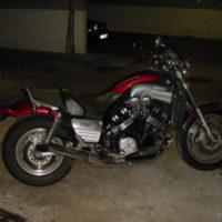 Vends moto Yamaha V MAX